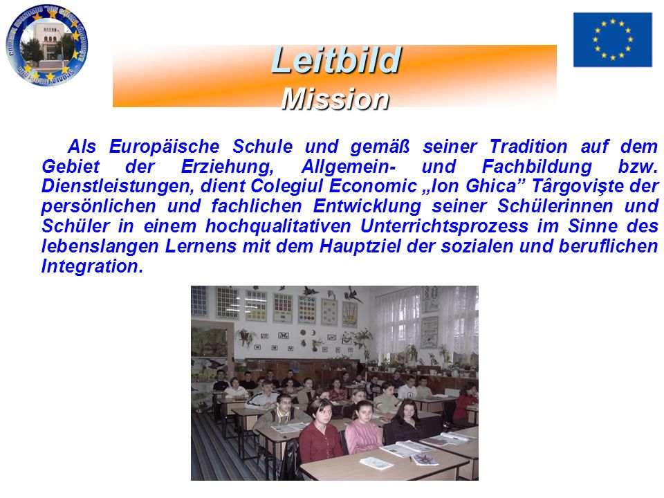 Leitbild Mission