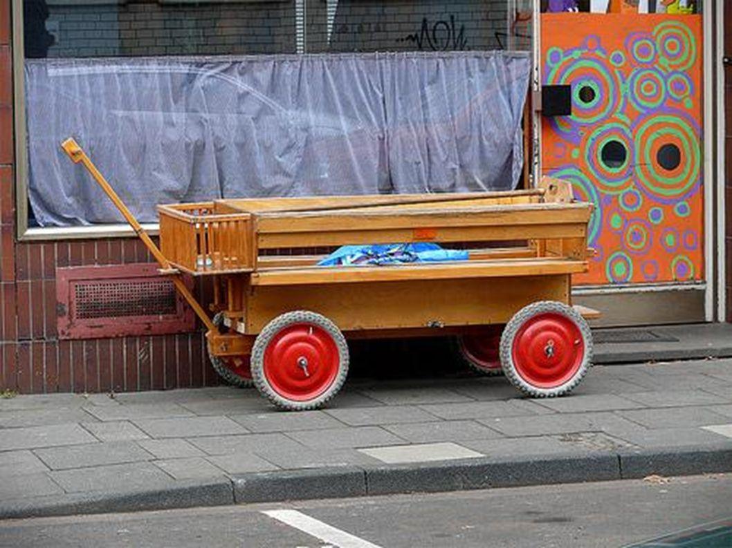 Bollerwagen bauen für Anfänger