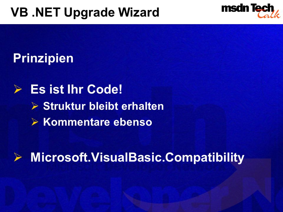 Microsoft.VisualBasic.Compatibility