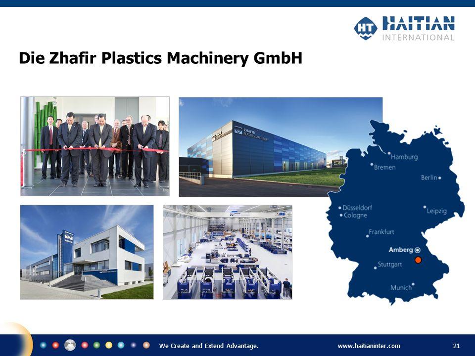 Die Zhafir Plastics Machinery GmbH