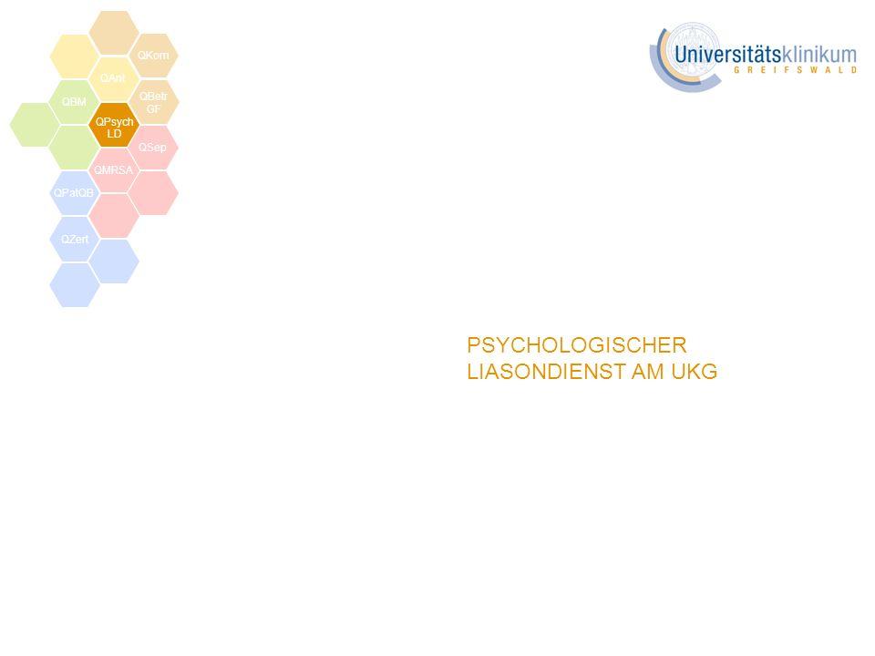 PSYCHOLOGISCHER LIASONDIENST AM UKG