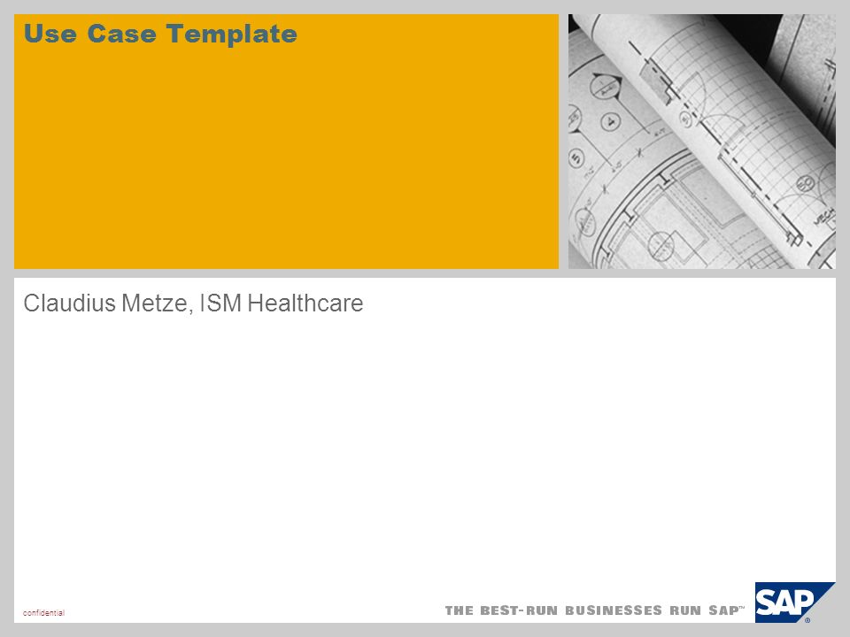 Claudius Metze, ISM Healthcare