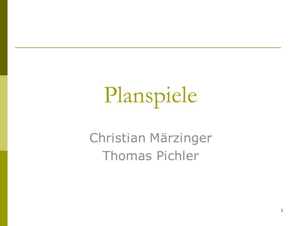 Christian Märzinger Thomas Pichler