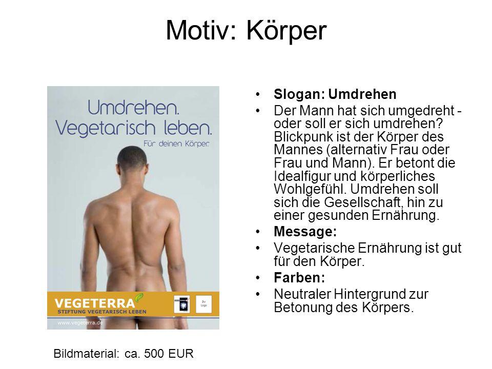 Motiv: Körper Motiv: Körper