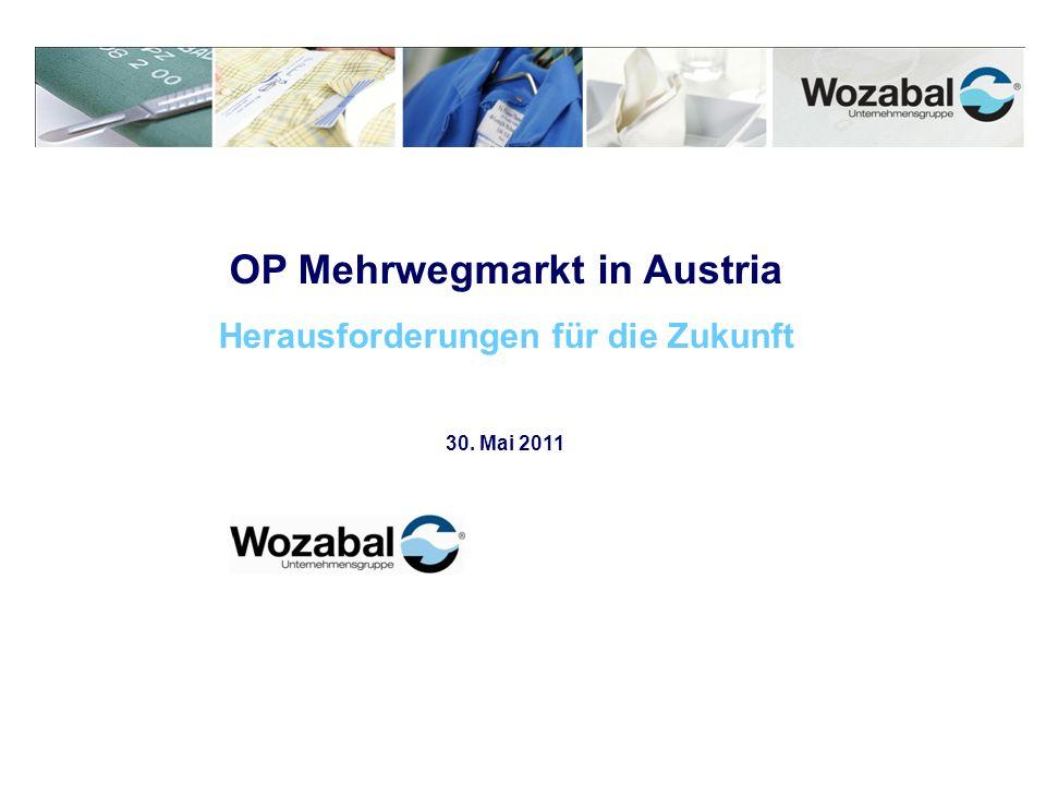 OP Mehrwegmarkt in Austria Herausforderungen für die Zukunft