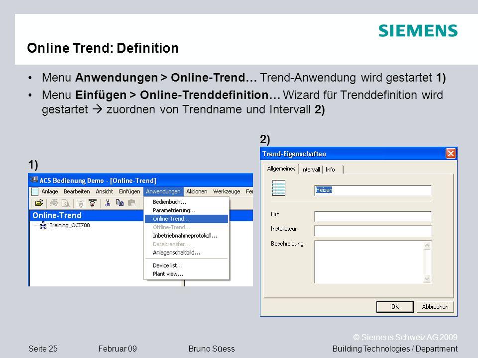 Online Trend: Definition