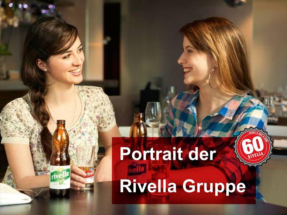 Portrait der Rivella Gruppe
