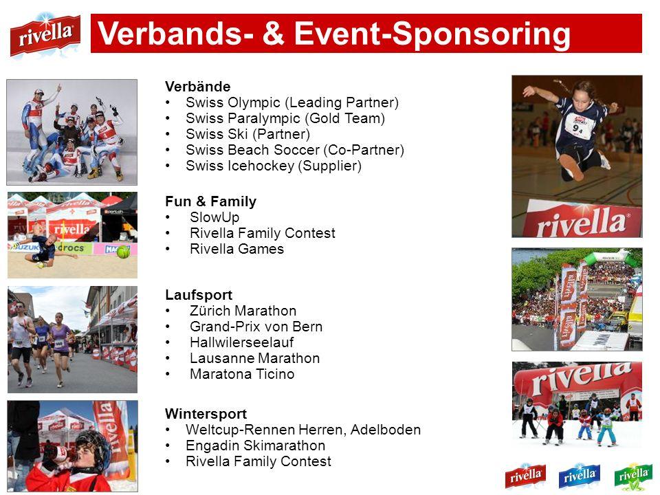 Verbands- & Event-Sponsoring