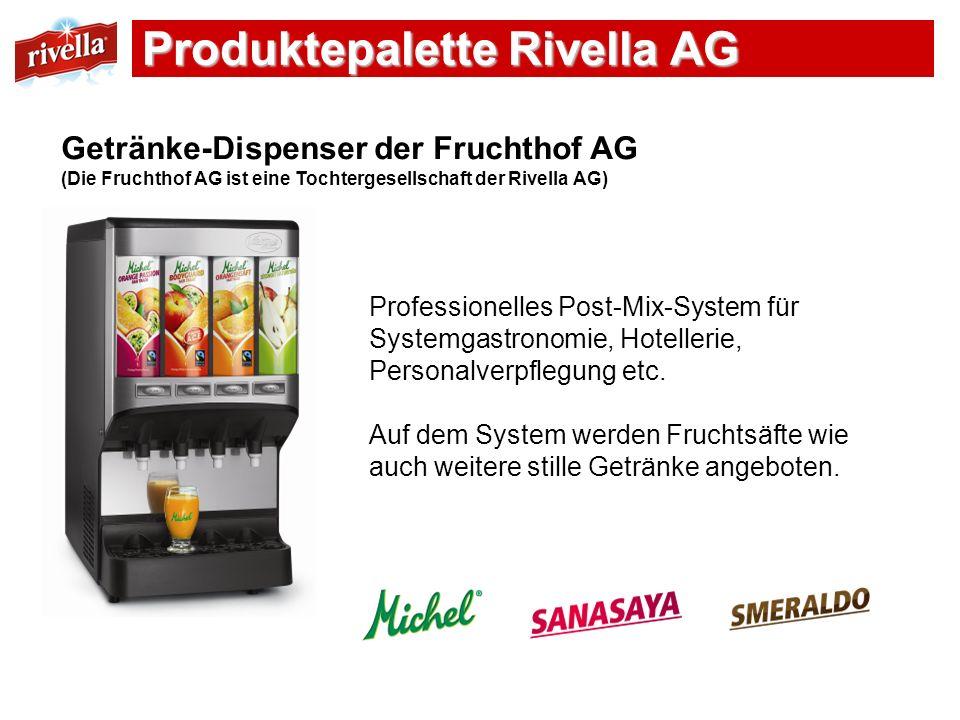 Produktepalette Rivella AG