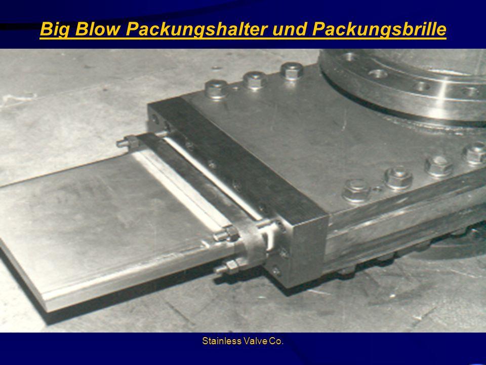 Big Blow Packungshalter und Packungsbrille