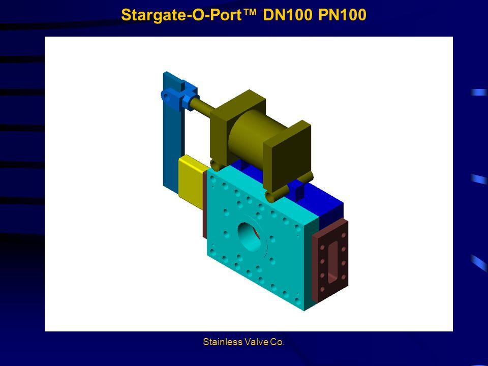 Stargate-O-Port™ DN100 PN100