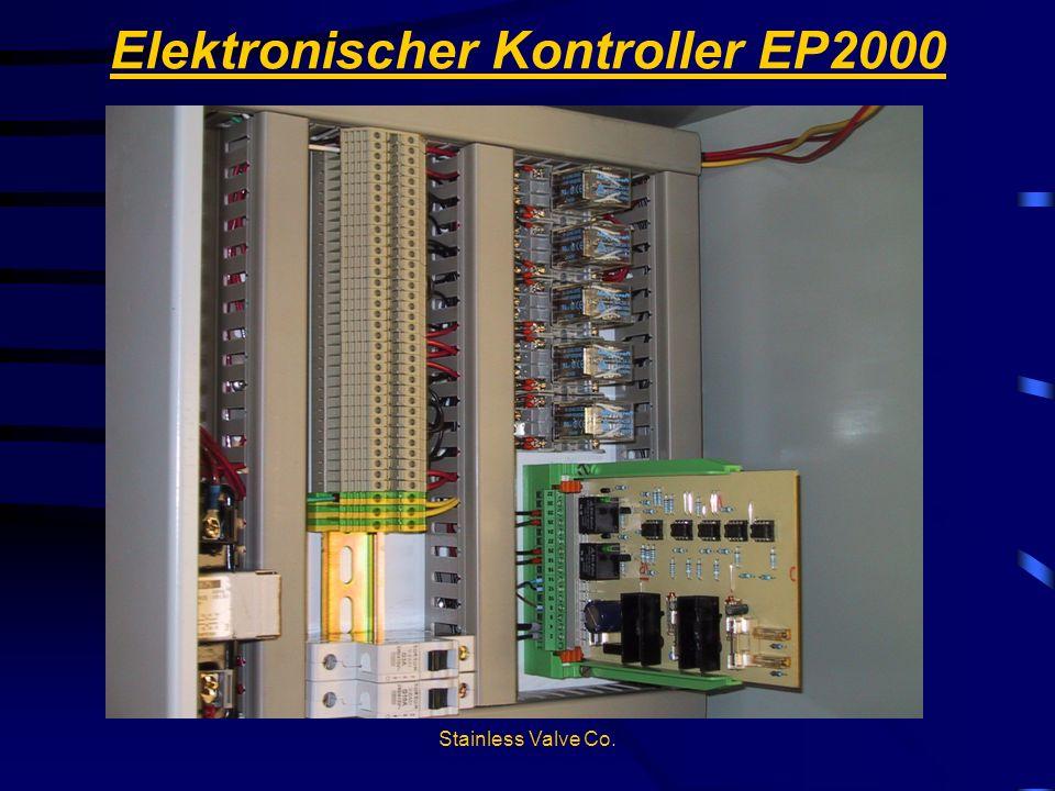 Elektronischer Kontroller EP2000