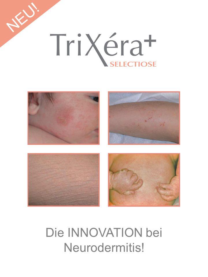 Die INNOVATION bei Neurodermitis!