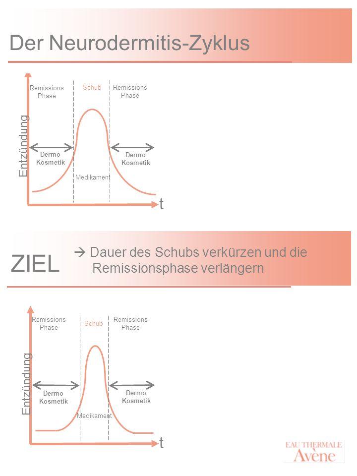 Der Neurodermitis-Zyklus