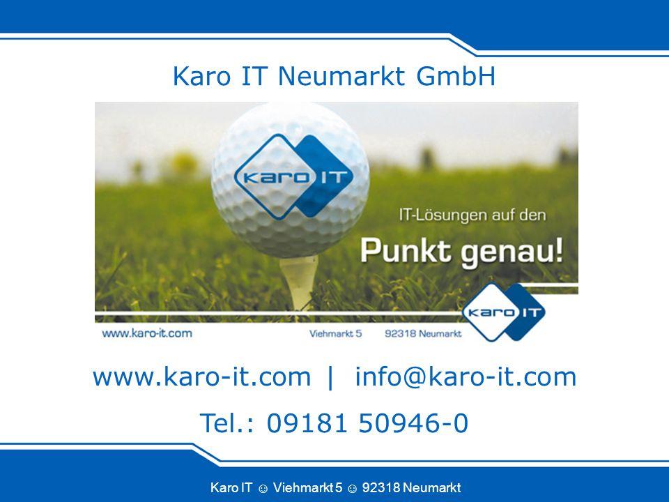www.karo-it.com | info@karo-it.com