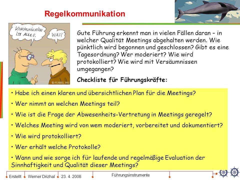 Regelkommunikation
