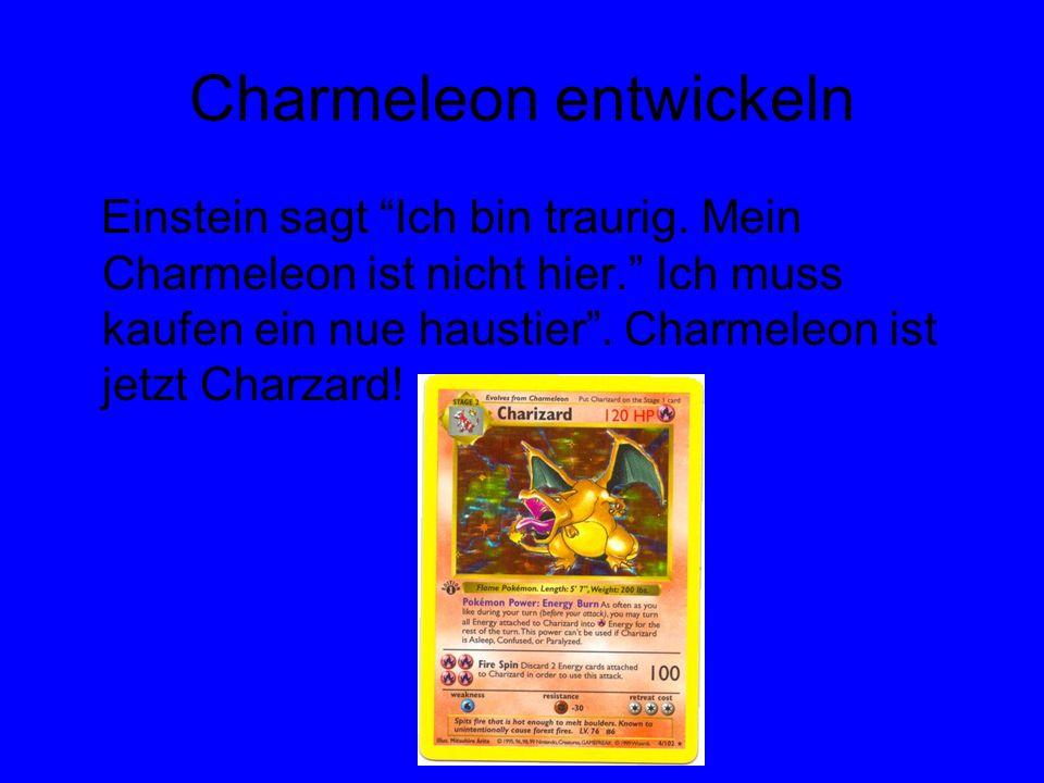 Charmeleon entwickeln