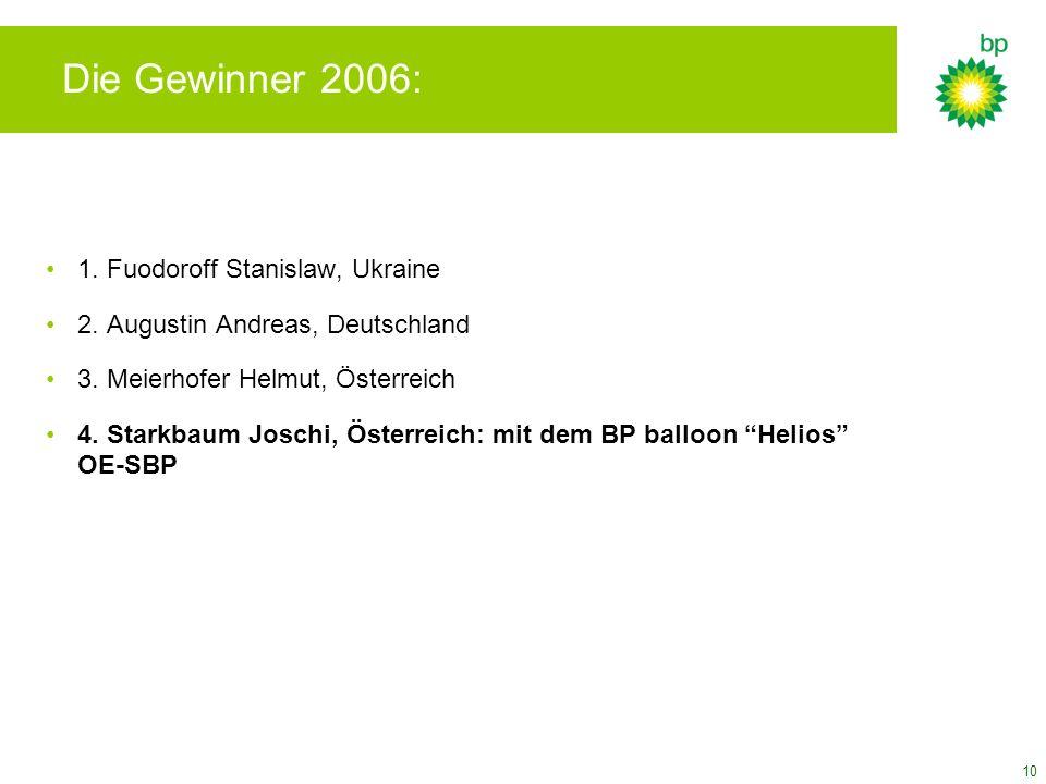 Die Gewinner 2006: 1. Fuodoroff Stanislaw, Ukraine