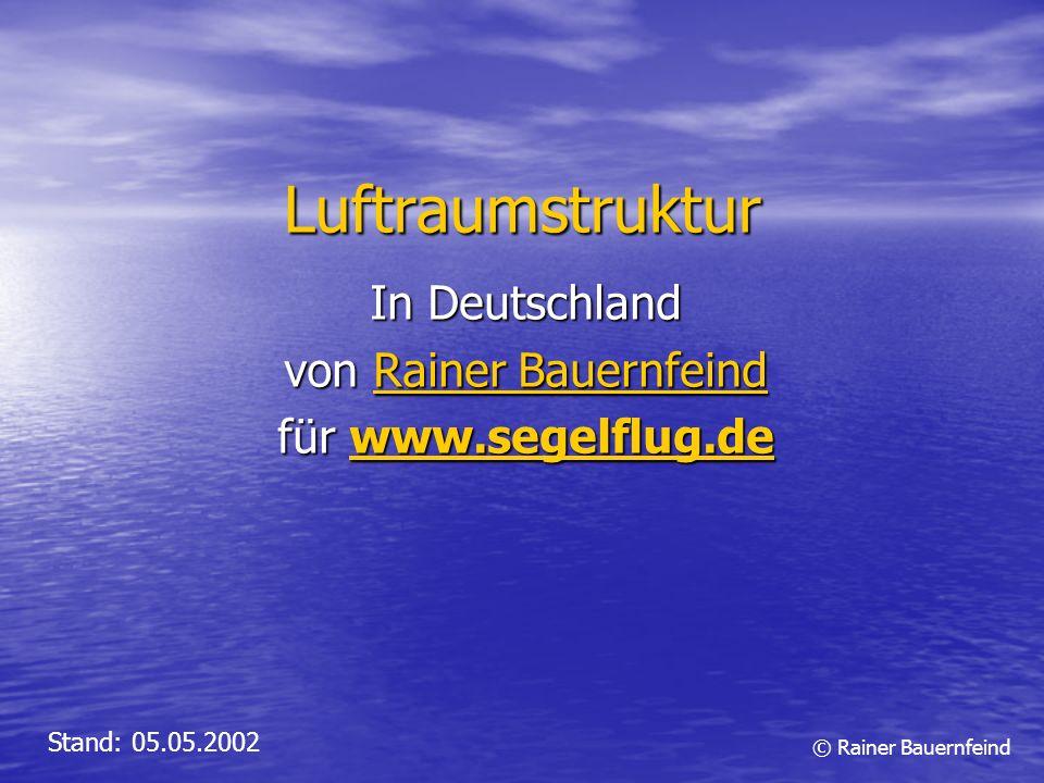 In Deutschland von Rainer Bauernfeind für www.segelflug.de