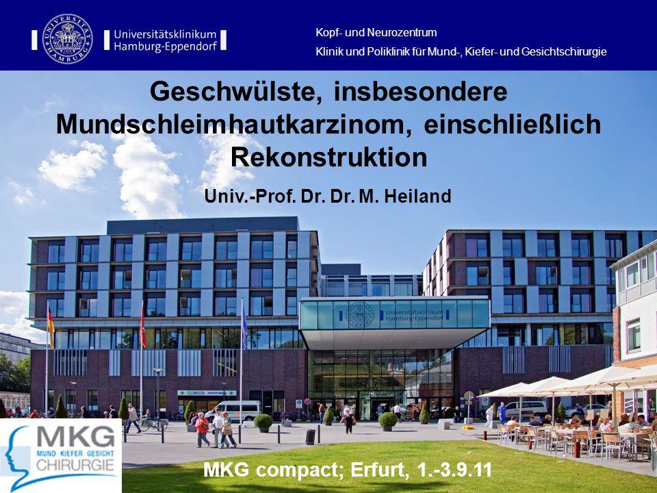 Univ.-Prof. Dr. Dr. M. Heiland