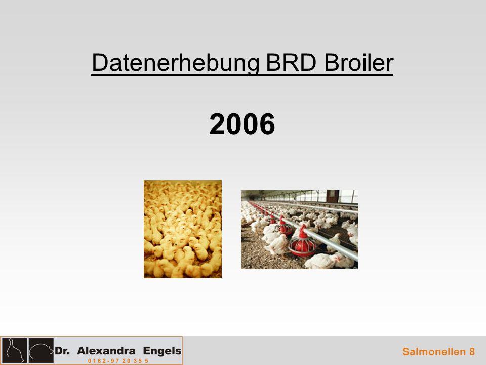 Datenerhebung BRD Broiler 2006