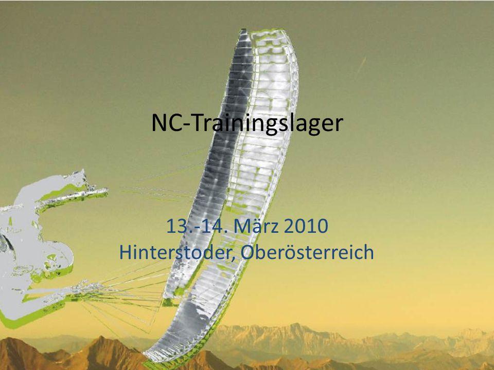 13.-14. März 2010 Hinterstoder, Oberösterreich