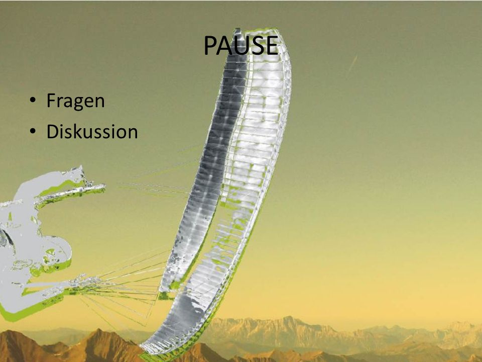 PAUSE Fragen Diskussion 39