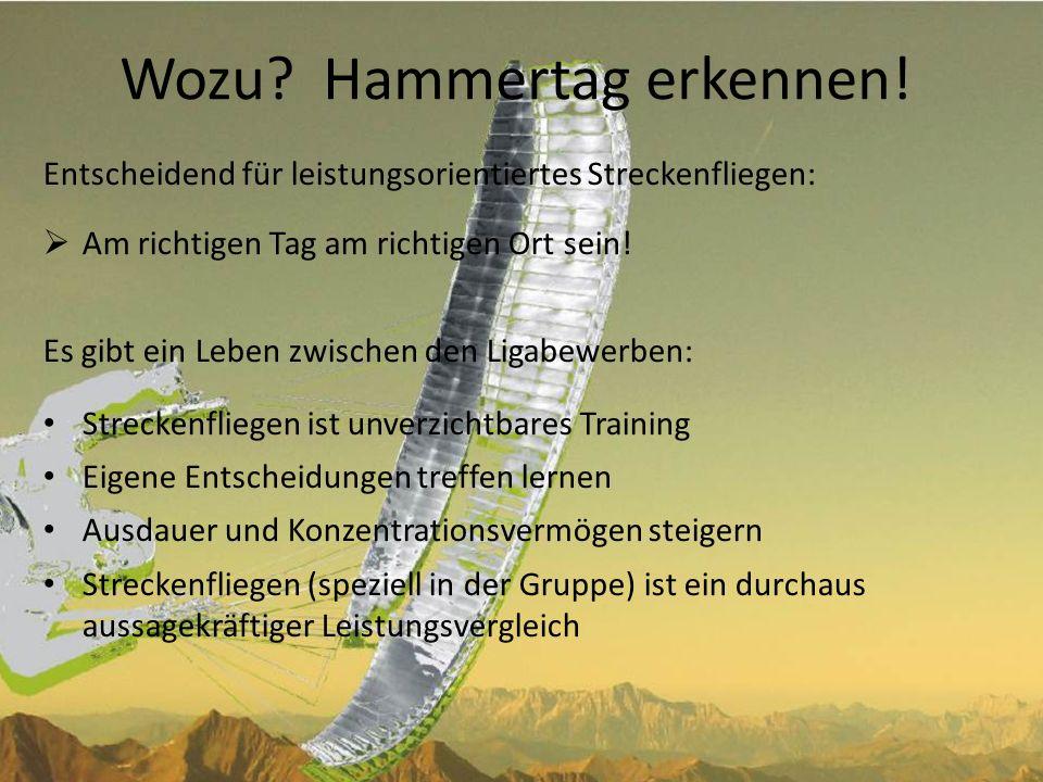 Wozu Hammertag erkennen!