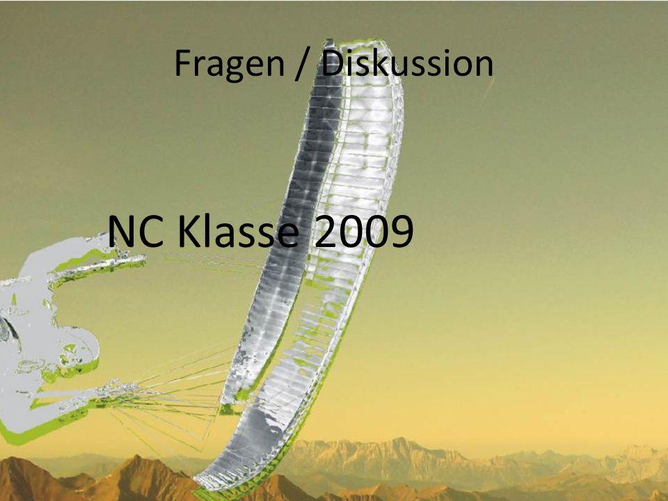 Fragen / Diskussion NC Klasse 2009 67