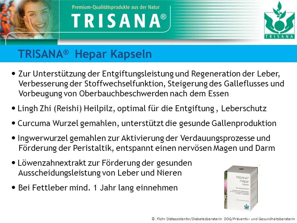 TRISANA® Hepar Kapseln