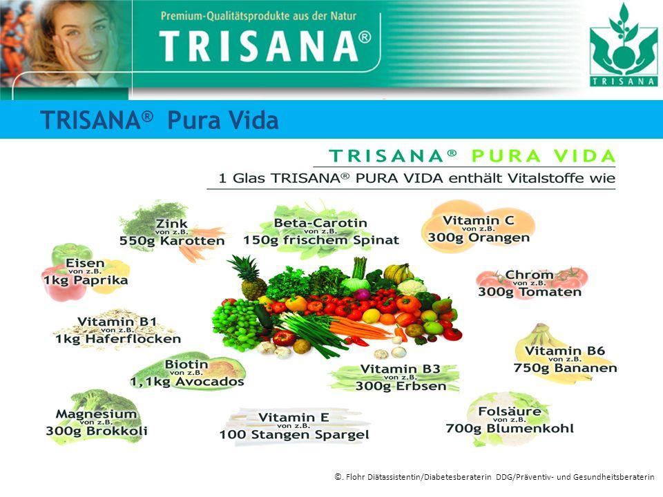 TRISANA® Pura Vida ©.