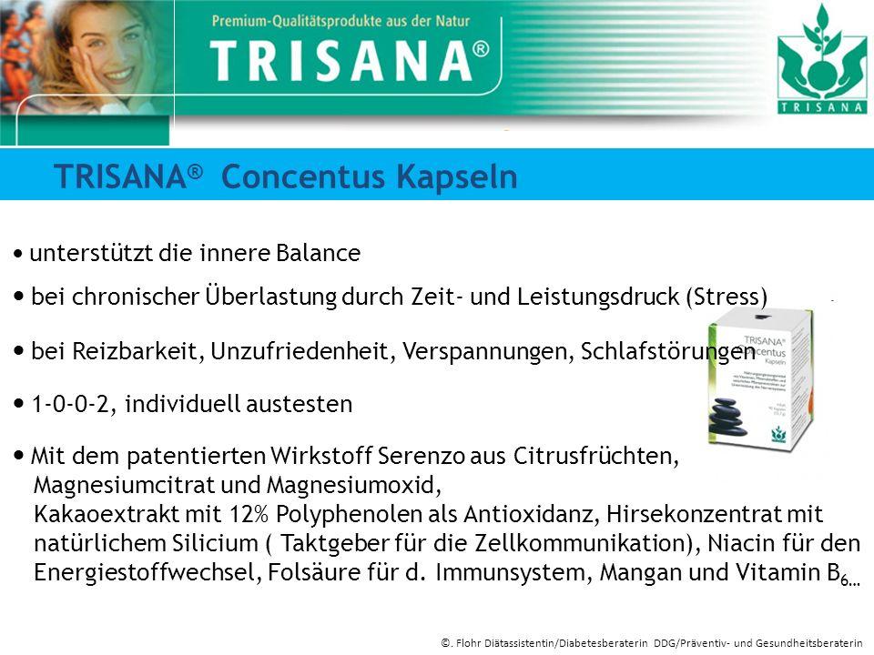 TRISANA® Concentus Kapseln