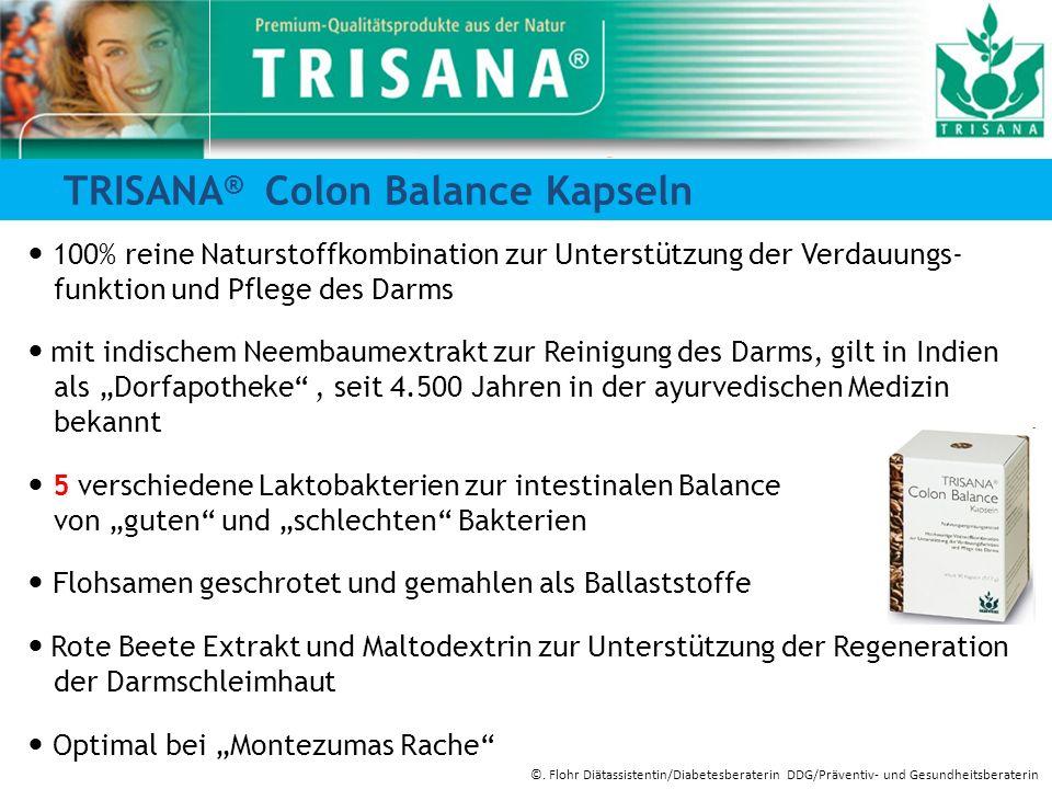 TRISANA® Colon Balance Kapseln