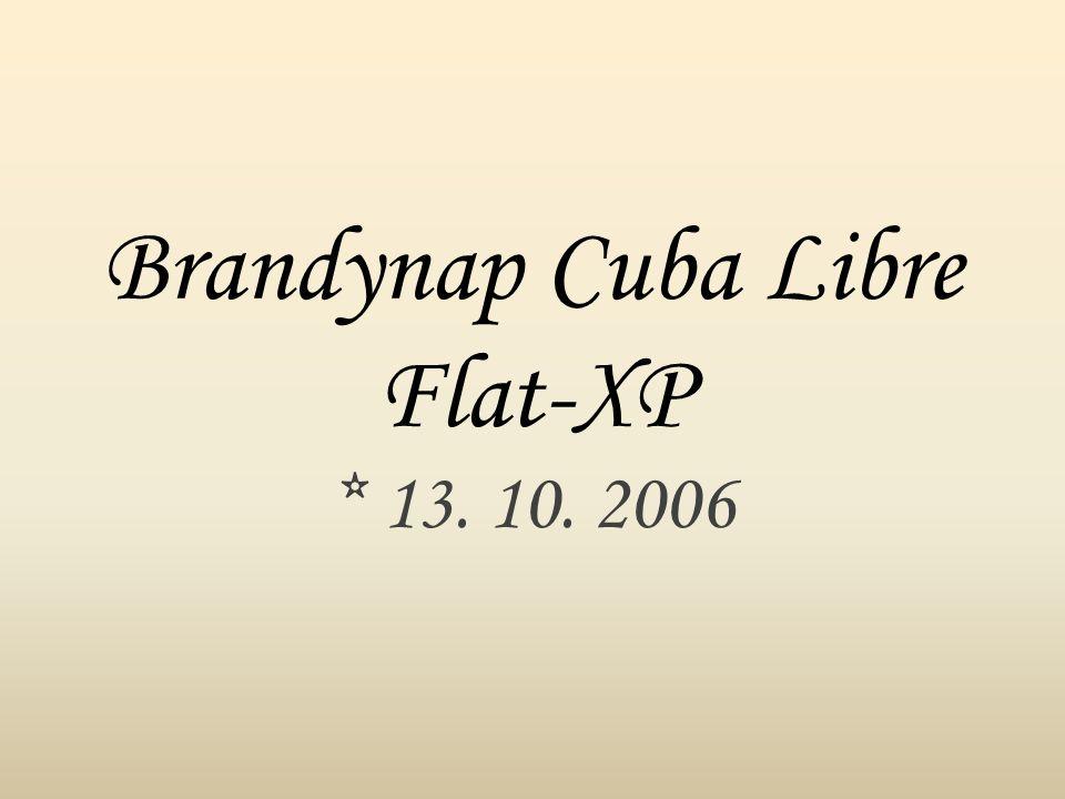 Brandynap Cuba Libre Flat-XP