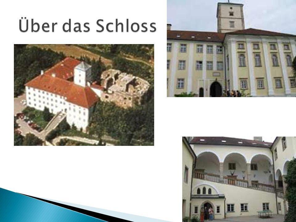 Über das Schloss