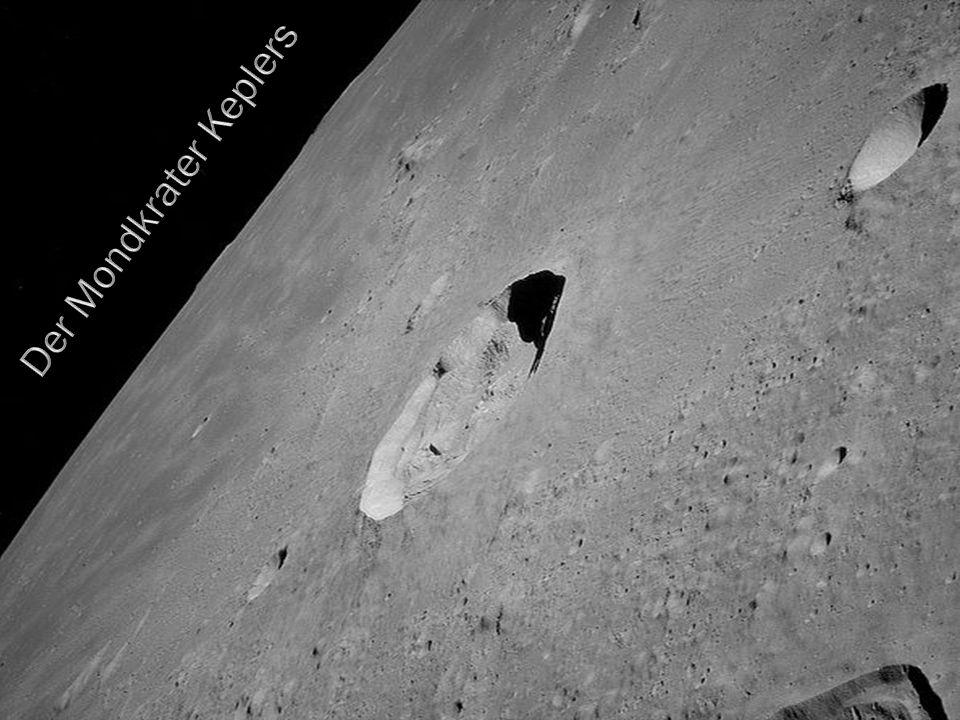 Der Mondkrater Keplers