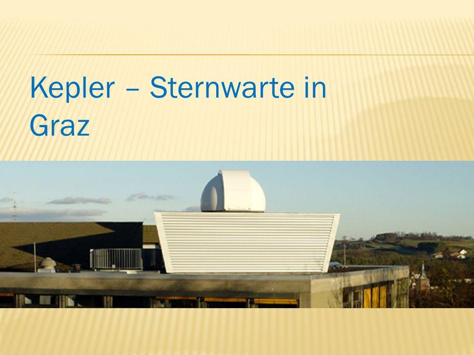 Kepler – Sternwarte in Graz