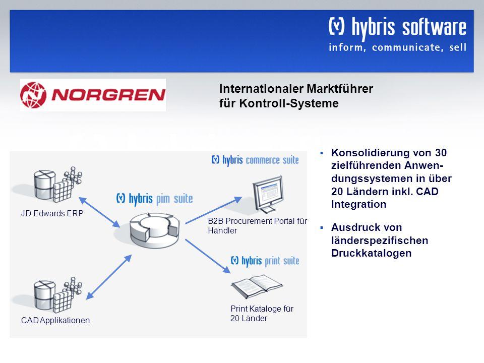 Internationaler Marktführer für Kontroll-Systeme