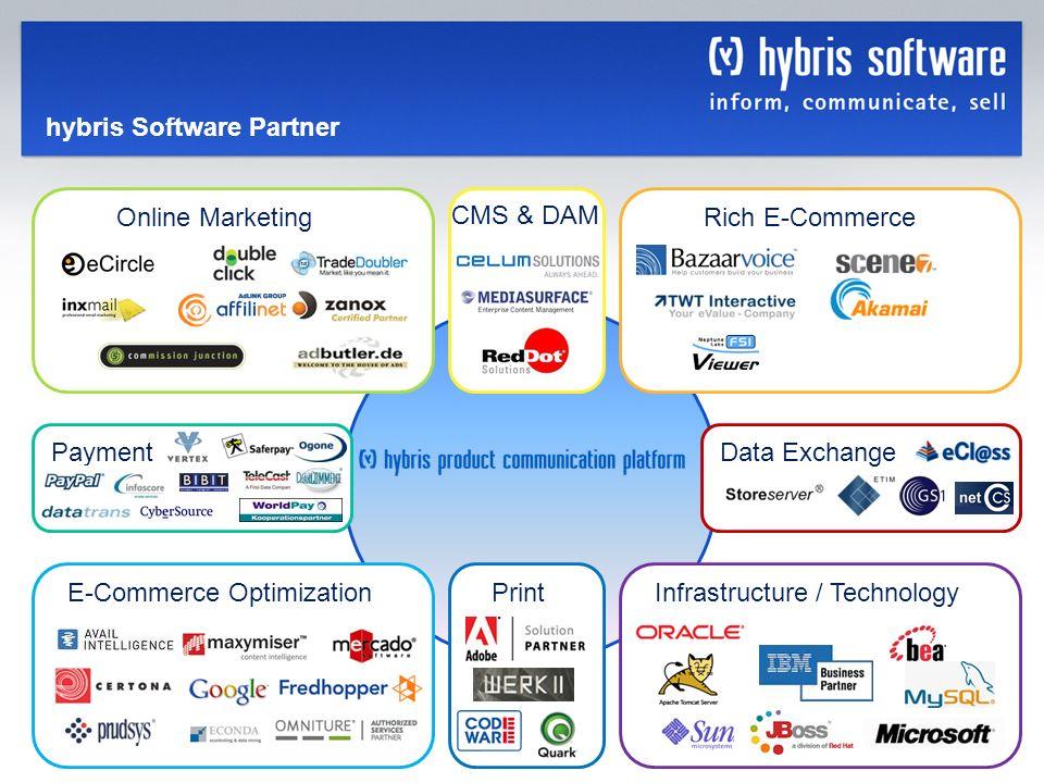 hybris Software Partner