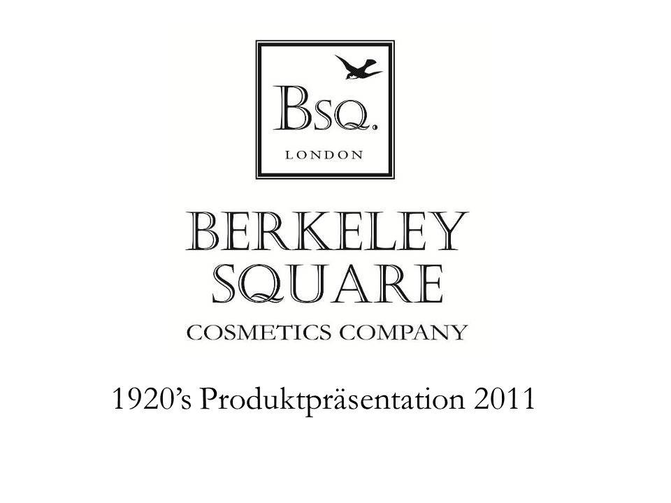 1920's Produktpräsentation 2011