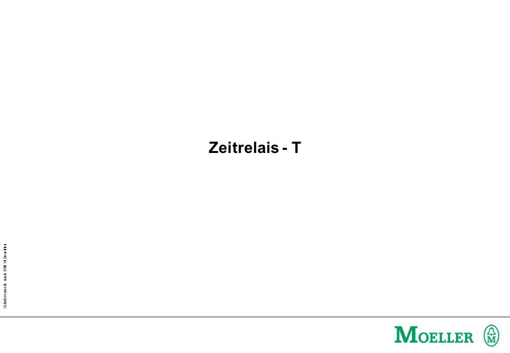 Zeitrelais - T