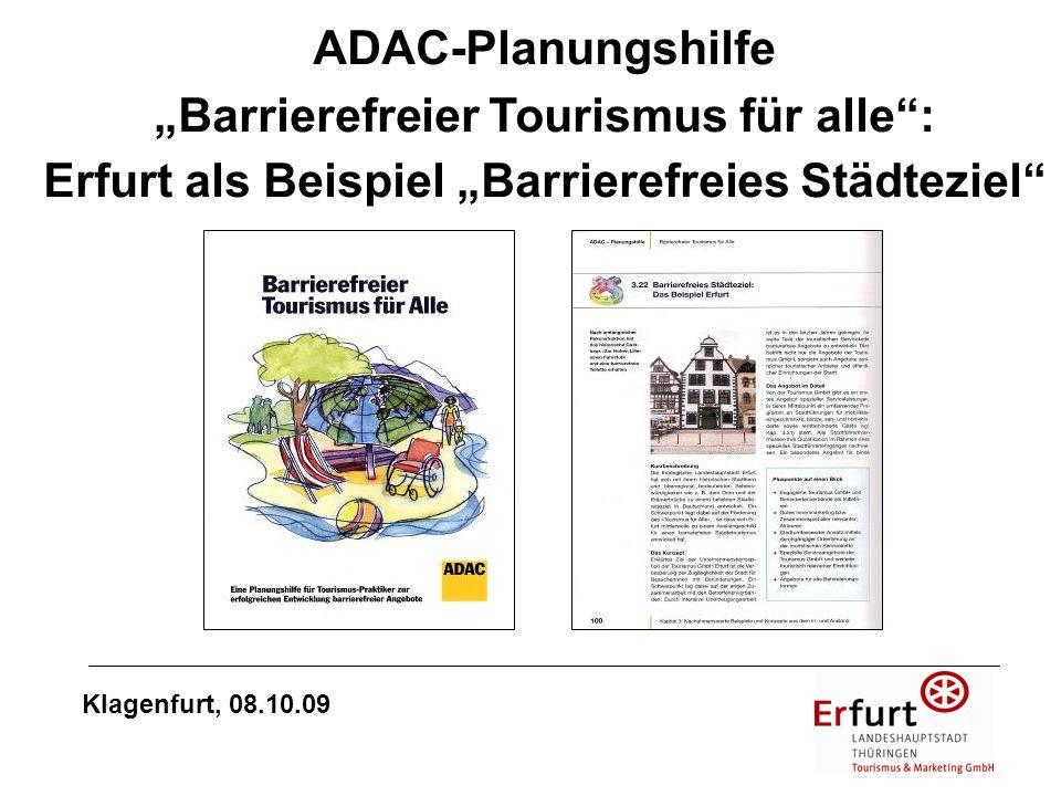 """""""Barrierefreier Tourismus für alle :"""