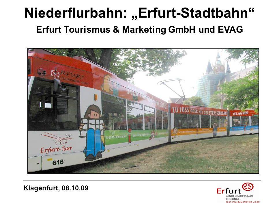 "Niederflurbahn: ""Erfurt-Stadtbahn"