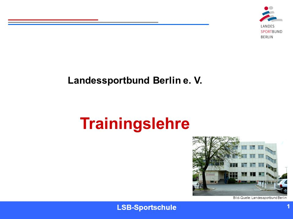 Landessportbund Berlin e. V.