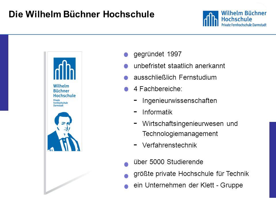 Die Wilhelm Büchner Hochschule