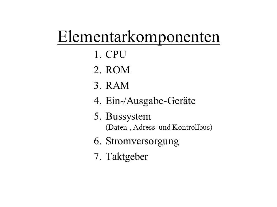 Elementarkomponenten