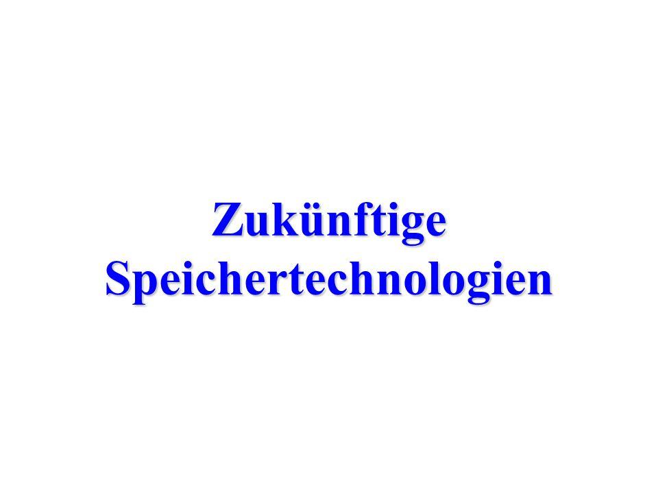 Zukünftige Speichertechnologien