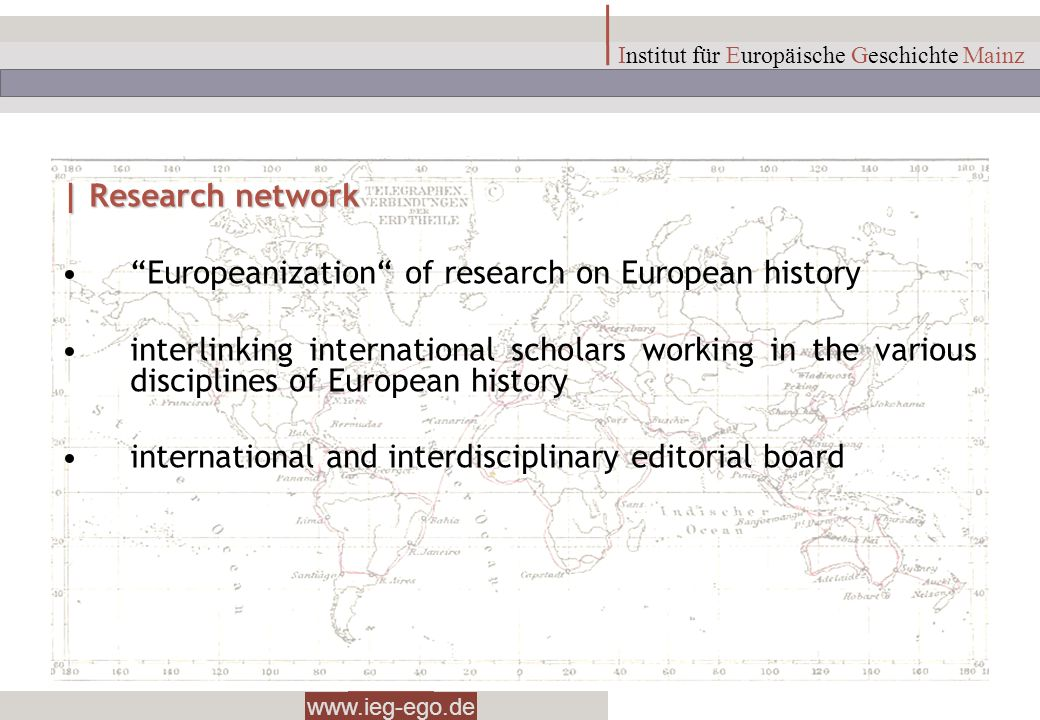 Europeanization of research on European history
