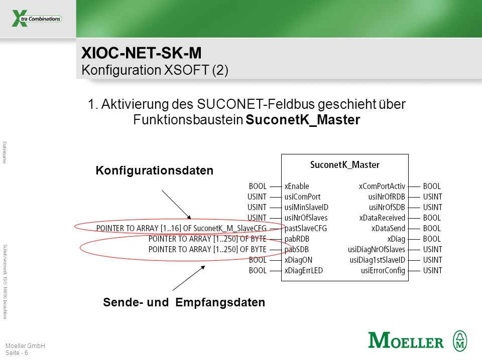 XIOC-NET-SK-M Konfiguration XSOFT (2)