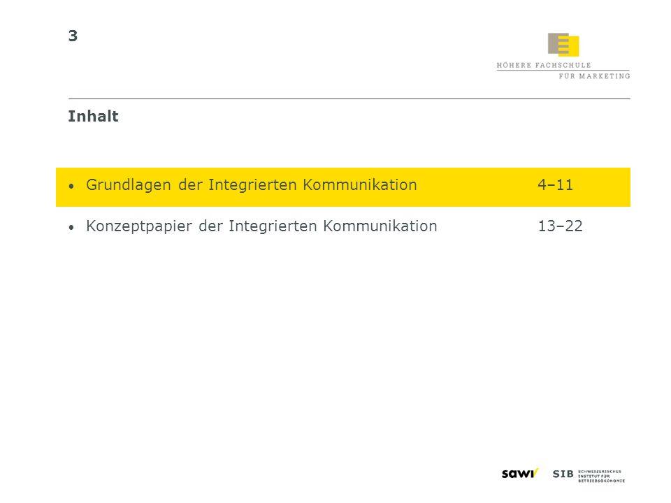 InhaltGrundlagen der Integrierten Kommunikation 4–11.
